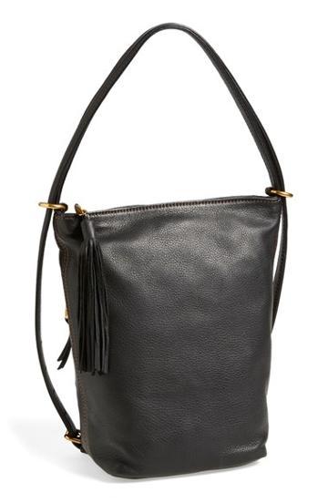 Hobo 'blaze' Convertible Leather Shoulder Bag -