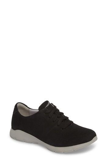Women's Dansko Alissa Sneaker .5-6us / 36eu M - Black