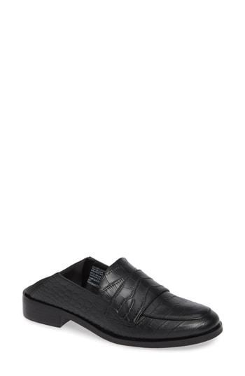 Women's Treasure & Bond Nox Collapsible Loafer M - Black