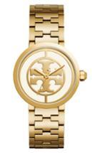 Women's Tory Burch Reva Logo Dial Bracelet Watch, 36mm