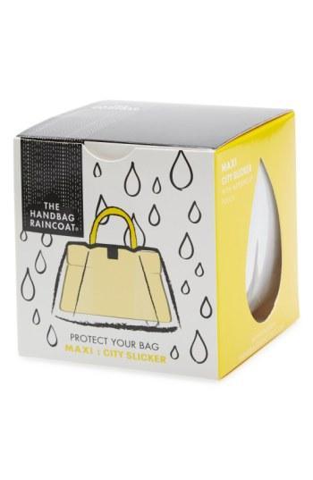 The Handbag Raincoat 'maxi - City Slicker' Handbag Protector -