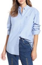 Women's Tommy Jeans Classics Shirt - Blue