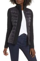 Women's Vince Camuto Faux Leather Shearling Coat