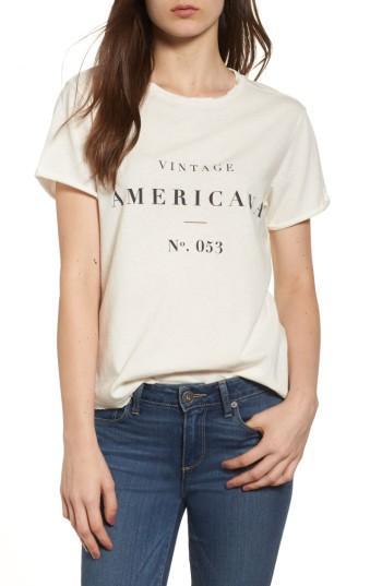 Women's Sincerely Jules Americana Tee