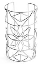 Women's Topshop Large Flower Cuff