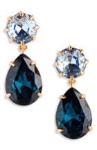 Women's J.crew Pear Stone Drop Earrings