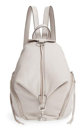 Rebecca Minkoff Julian Backpack - Grey