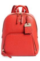 Kate Spade New York Carter Street - Caden Leather Backpack - Red