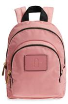 Marc Jacobs Mini Double Pack Nylon Backpack - Pink