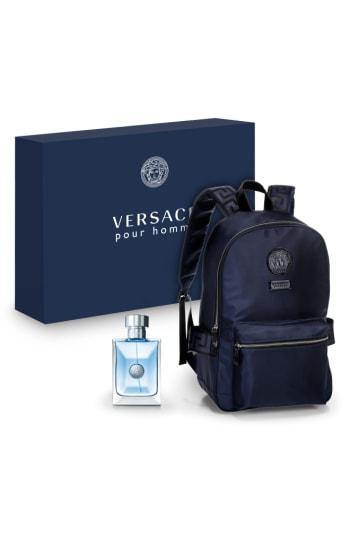 Versace Pour Homme Eau De Toilette Set ($112 Value)