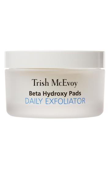 Trish Mcevoy Correct And Brighten Beta Hydroxy Pads Daily Exfoliator