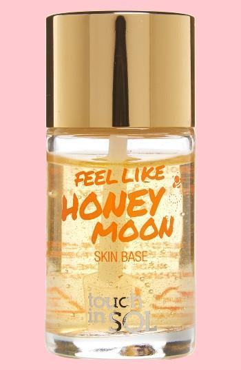 Touch In Sol Feel Like Honey Moon Skin Base Moisturizer & Primer
