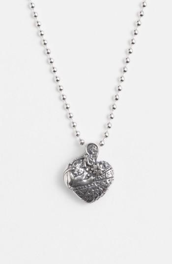 Women's Lagos 'hearts Of Lagos - Las Vegas' Reversible Pendant Necklace