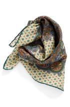 Women's Givenchy Paisley Print Silk Scarf