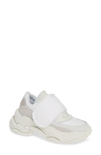 Women's Jeffrey Campbell Ctrl-shft Sneaker M - White