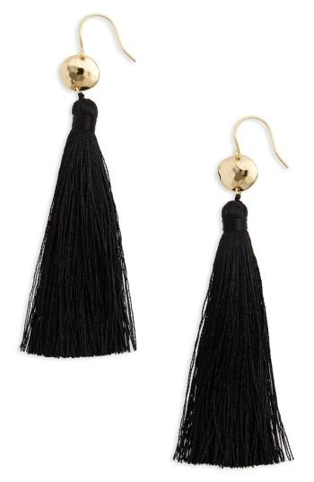 Women's Gorjana Leucadia Tassel Drop Earrings