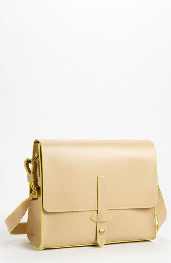 Iiibeca By Joy Gryson 'duane' Crossbody Bag Natural/ Day Glow