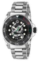 Men's Gucci Dive Watch, 45mm