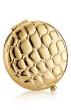 Estee Lauder Golden Alligator Slim Compact Pressed Powder - No Color