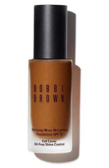 Bobbi Brown Skin Long-wear Weightless Foundation Spf 15 - 13 Warm Almond