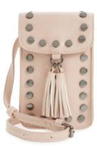 Bp. Studded Phone Crossbody Bag -