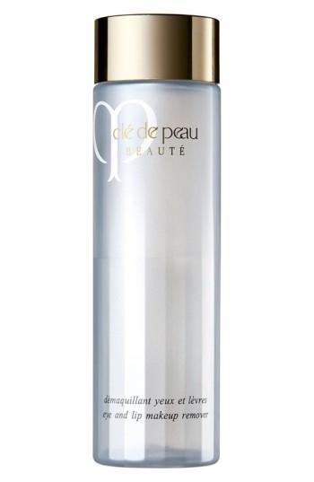Cle De Peau Beaute Eye & Lip Makeup Remover - No Color