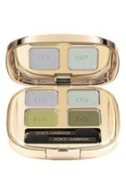 Dolce & Gabbana Beauty Smooth Eye Color Quad - Forest Mist 151