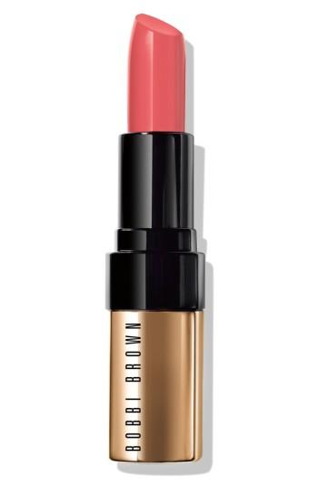 Bobbi Brown Luxe Lip Color - Retro Coral