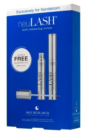 Neulash By Skin Research Laboratories Lash Enhancing Serum Duo -