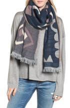 Women's Madewell Abstract Pattern Scarf