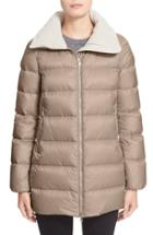 Women's Moncler 'torcyn' Nylon Down Puffer Coat
