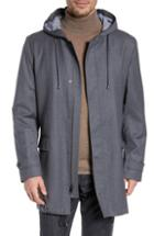 Men's Nordstrom Signature Wool Parka - Grey