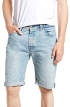 Men's Levi's 501(tm) Cutoff Denim Shorts - Blue