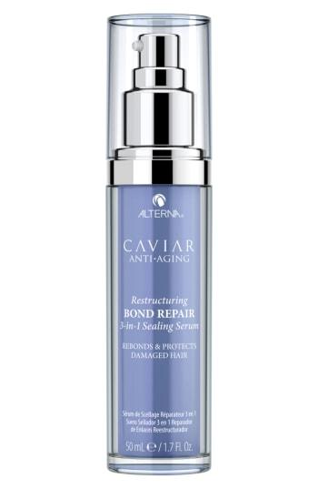Alterna Caviar Anti-aging Restructuring Bond Repair 3-in-1 Sealing Serum, Size