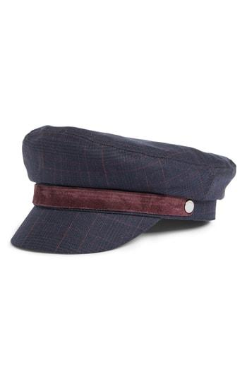 Women's Rag & Bone Fisherman Cap - Blue