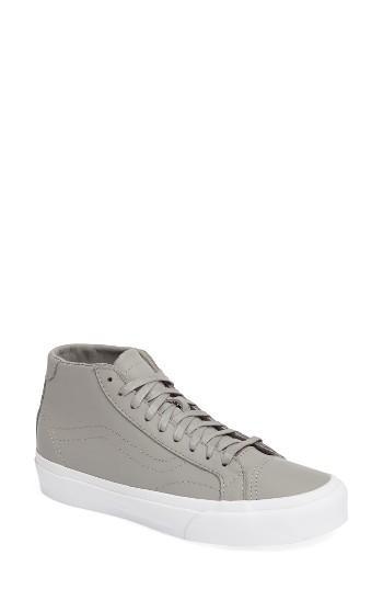 Women's Vans Court Dx Mid Sneaker M - Grey