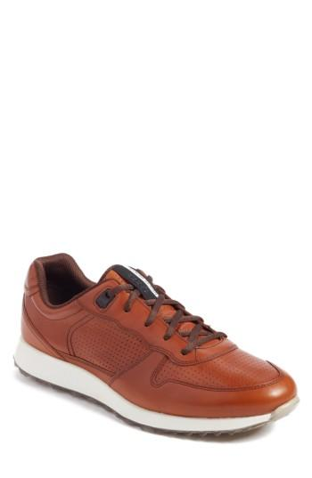 Men's Ecco Sneak Sneaker -6.5us / 40eu - Brown