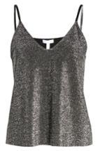 Women's Leith Shimmer Camisole - Metallic
