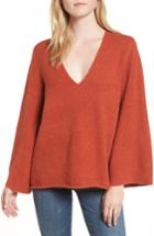 Women's French Connection Urban Flossy Sweater - Orange