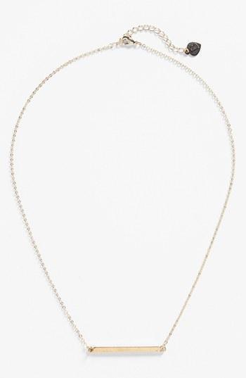 Bonnie Jonas Bar Necklace