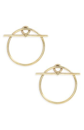 Women's Me To We Toggle & Bar Earrings