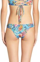 Women's Luli Fama Reversible Bikini Bottoms - Blue