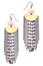 Women's Nakamol Design Barba Tassel Earrings