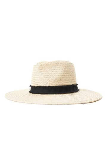 Women's Brixton Joanna Ii Straw Hat - Brown
