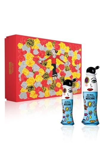 Moschino So Real Cheap And Chic Eau De Toilette Natural Spray Set ($138 Value)