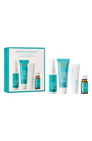 Moroccanoil Hair And Body Minis Kit, Size