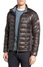 Men's Canada Goose 'hybridge(tm) Lite' Slim Fit Packable Jacket, Size - Grey