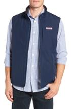 Men's Vineyard Vines Tech Windbreaker Vest - Blue