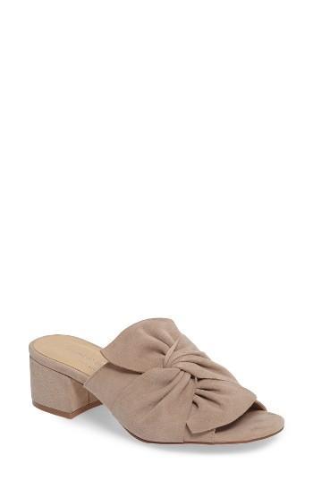 Women's Chinese Laundry Marlowe Slide Sandal .5 M - Grey