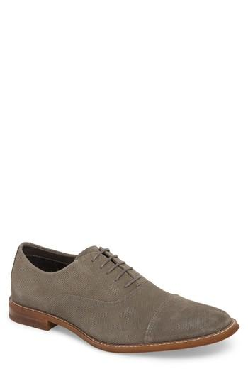 Men's The Rail Ravenna Cap Toe Oxford -6.5us / 40eu - Beige
